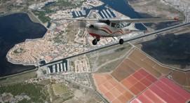 Stage pilotage avion Carcassonne Littoral