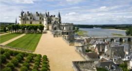 Survol en Hélicoptère des Châteaux de la Loire