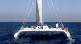 Escapade Catamaran Montpellier