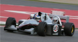 Baptême de Formule 1 Triplace - Circuit de Dijon Prenois