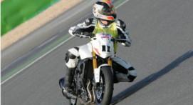 Stage en Yamaha FZ8 Roadster à Moulins