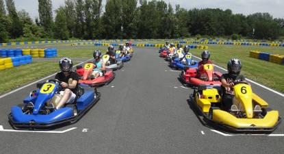 Session de Karting à Bergerac
