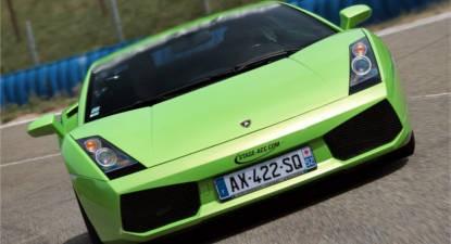 Stage de Pilotage en Lamborghini Gallardo - Circuit de Montlhéry