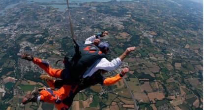 saut en parachute ille et vilaine