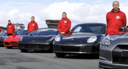 Baptême de Pilotage en Nissan GTR - Circuit du Mans
