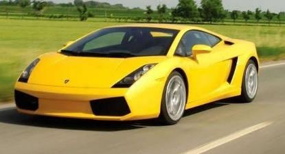 Stage pilotage Lamborghini LP560 Aix Provence