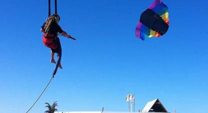 Initiation au Sky Fly près de Perpignan