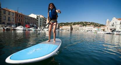 Location de Paddle à Sète