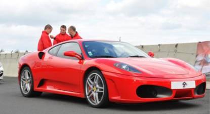 Stage de Pilotage en Ferrari F458 - Circuit du Mans