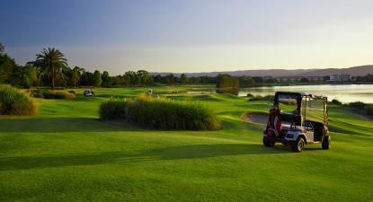 Initiation golf Montpellier