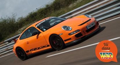 Stage de Pilotage en Porsche 997 GT3 - Circuit de Trappes