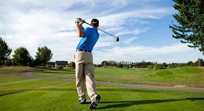 Cours particulier golf Paris Nord