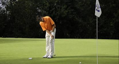 Cours particulier golf Paris Ouest