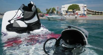 Initiation au Wakeboard et balade en Kayak à Antibes