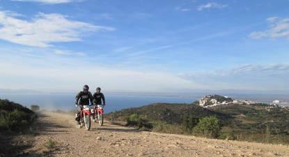 Randonnée en Moto en Espagne