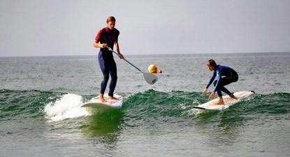 Stage de Surf près de Concarneau
