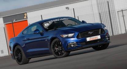 Stage de Pilotage en Ford Mustang - Circuit Maison Blanche