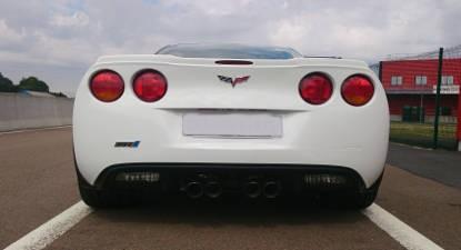 Stage de Pilotage en Corvette ZR1 - Circuit Salon-de-Provence