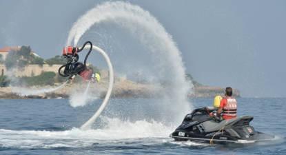 Initiation au Flyboard près de Monaco