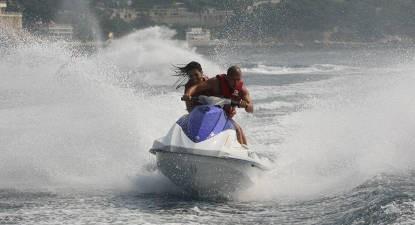 Balade en Jet Ski près de Monaco