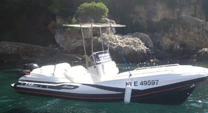 Location d'un bateau ZAR61 près de Monaco