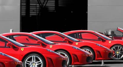 Stage de Pilotage en Ferrari F430 - Pôle Mécanique d'Alès
