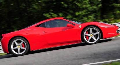 Stage de Pilotage en Ferrari 458 Italia - Circuit de Nogaro