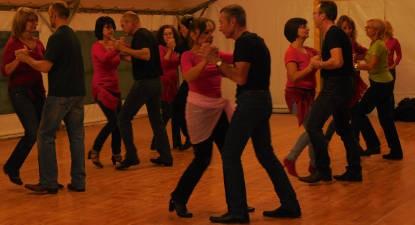 Cours de danse de salon près de Cognac