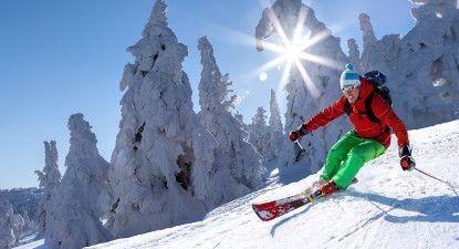 Sortie Ski freestyle à Risoul