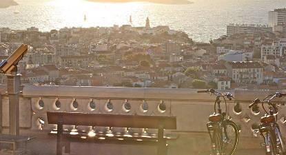 Balade Vélo Electrique à Marseille