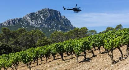 Vol découverte en hélicoptère à Montpellier