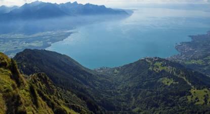 Baptême de l'Air en Avion au Lac Leman et au Mont Blanc