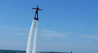 Initiation au Flyboard à Anglet