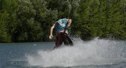Initiation au Ski nautique près de Bordeaux