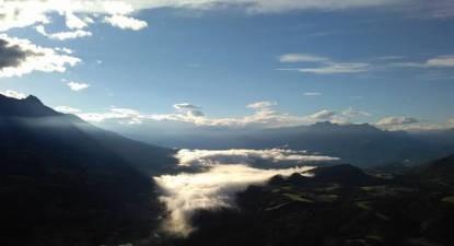 Vol en montgolfière d'altitude à Savines le Lac