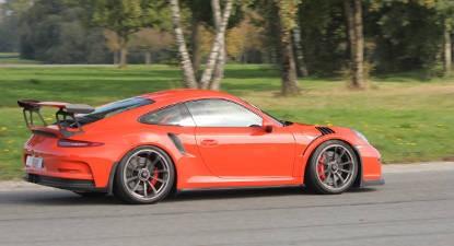 Pilotage d'une Porsche 991 GT3 RS - Circuit de Fay de Bretagne