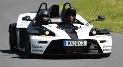 Baptême de Pilotage en KTM X-BOW - Circuit de la Ferté-Gaucher