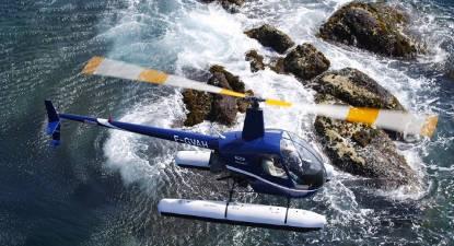 Initiation au pilotage d'Hélicoptère à Cannes