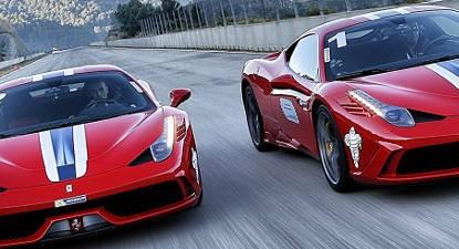 Stage de Pilotage en Ferrari 458 Spéciale - Circuit Paul Ricard