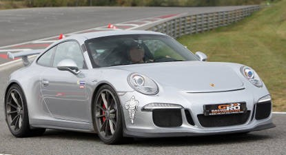 Baptême en Porsche 997 GT3 - Circuit de Pau Arnos
