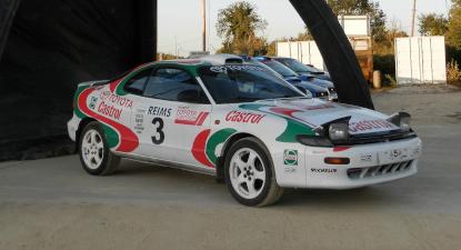Stage de pilotage en Toyota Celica - Circuit Henri Bellin