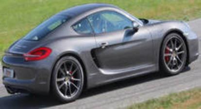 Baptême en Porsche Cayman S - Circuit de Fontenay le Comte