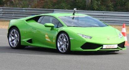 Baptême en Lamborghini Huracán - Circuit de Fontenay le Comte