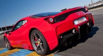 Baptême en Ferrari 458 Italia - Circuit du Mans