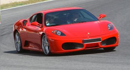 Stage de Pilotage en Ferrari F458 - Circuit de Dijon Presnois