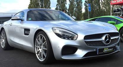 Stage de Pilotage en Mercedes AMG GT - Circuit de Trappes