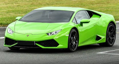 Stage de Pilotage en Lamborghini Huracan - Circuit de Lurcy-Lévis