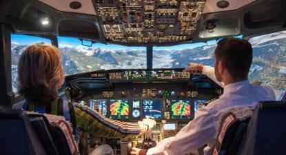 Simulateur avion Toulouse