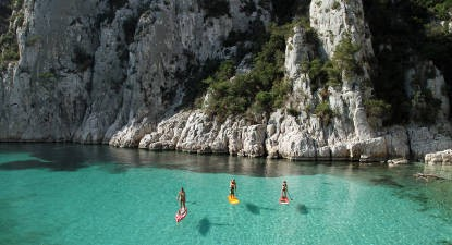 Location de Paddle à Marseille