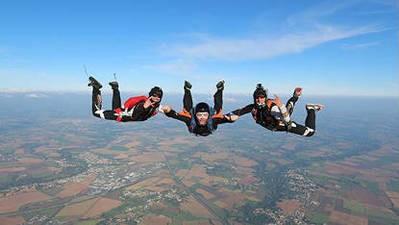 Stage en Parachute PAC à Niort
